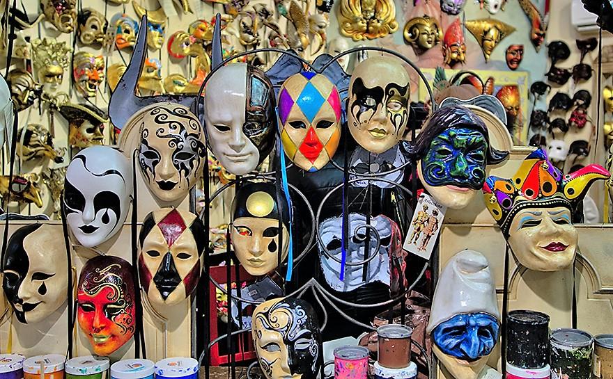 Masken I size