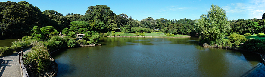 Park Tokyo size