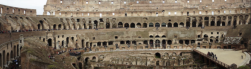 Kolosseum Panorama size