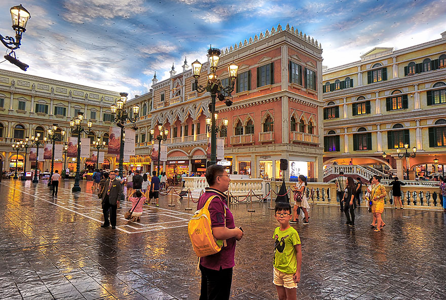 Macau Venedig size