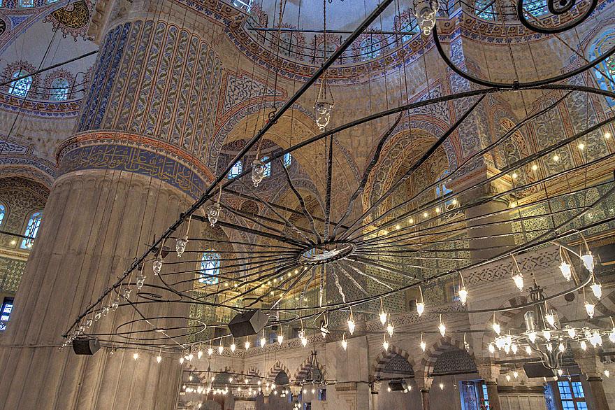 Moschee Lichter size