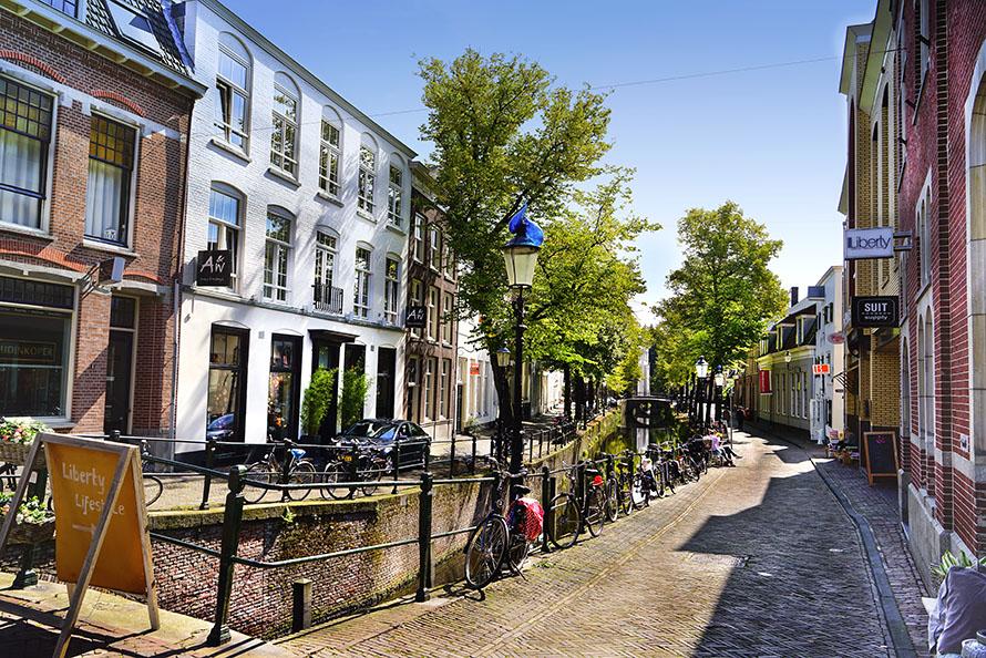 Amersfoort street size