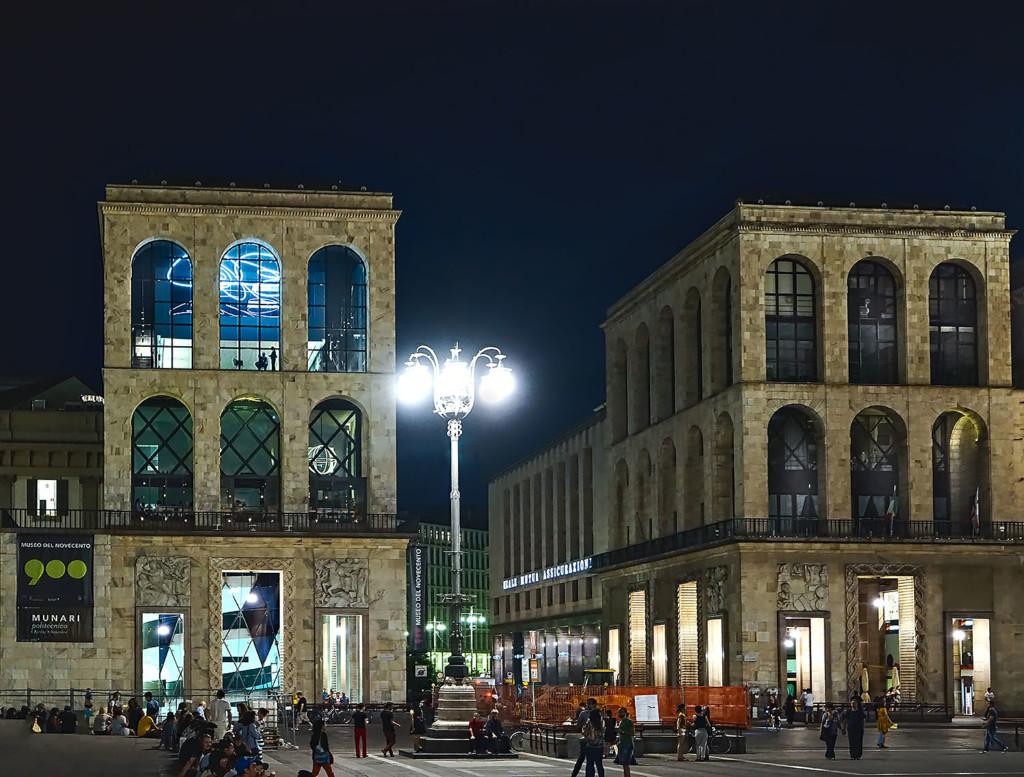 Milan night size