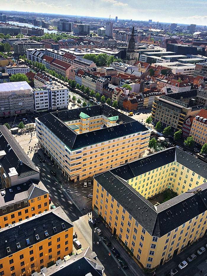 Copenhagen above size