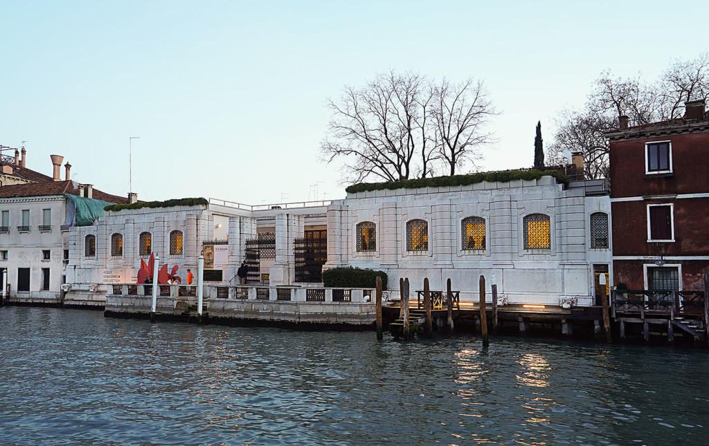 Guggenheim Venice size