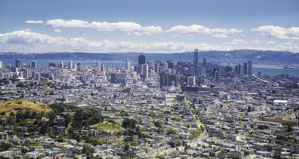 2018 02 23 San Francisco From The Twin Peaks Heyyouphoto Com